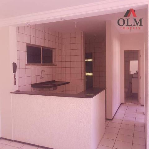 Apartamento com 2 dormitórios à venda, 57 m² por R$ 144.000 - Messejana - Fortaleza/CE - Foto 5