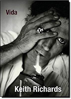 Livro vida Keith Richards