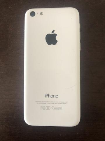 IPhone 5C 16GB branco - Foto 4