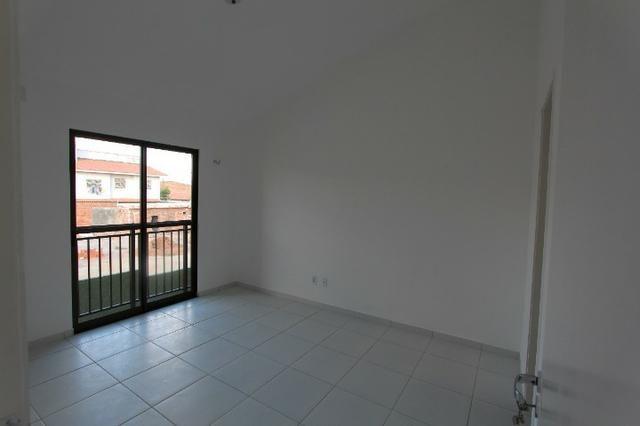 Dupléx Novo em Condomínio, Passaré, 70m2, 2 Suítes, Varanda, Quintal e 1 Vaga - Foto 11