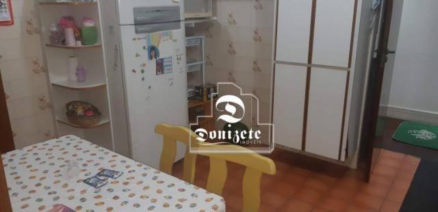Apartamento com 4 dormitórios à venda, 118 m² por R$ 450.000,10 - Campestre - Santo André/ - Foto 7