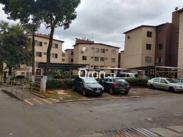 Apartamento à venda, 52 m² por R$ 120.000,00 - Cidade Jardim - Goiânia/GO - Foto 2