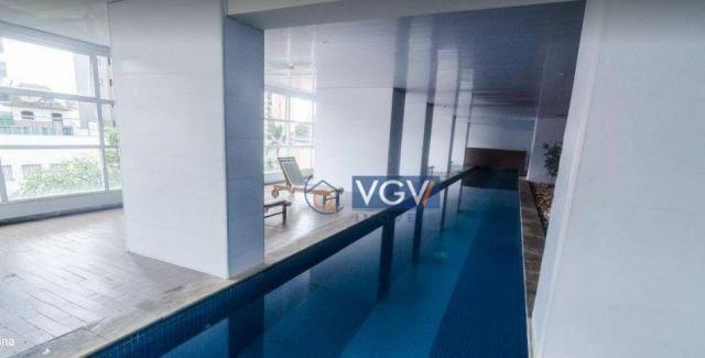 Apartamento com 1 dormitório à venda, 52 m² por R$ 525.000,00 - Vila Regente Feijó - São P - Foto 9