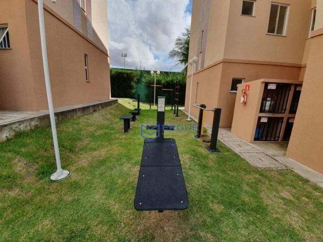 Apartamento à venda, 48 m² por R$ 190.000,00 - Parangaba - Fortaleza/CE - Foto 9