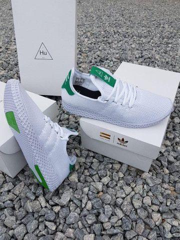 Lançamento Adidas Hu