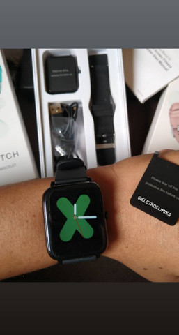 Smartwatch P22 - Foto 2
