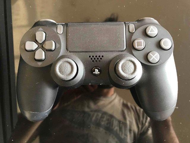 Console PS4 Playstation 4 PRO 1TB Zerado - Foto 2