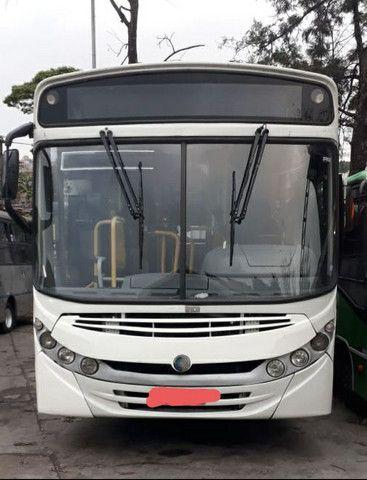 Ônibus urbano caio apache Mercedes ano 2010 motor 1722