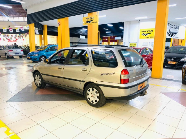 (9D42) Palio Weekend Sport 1.6 1997/97 Manual Gasolina - Foto 6