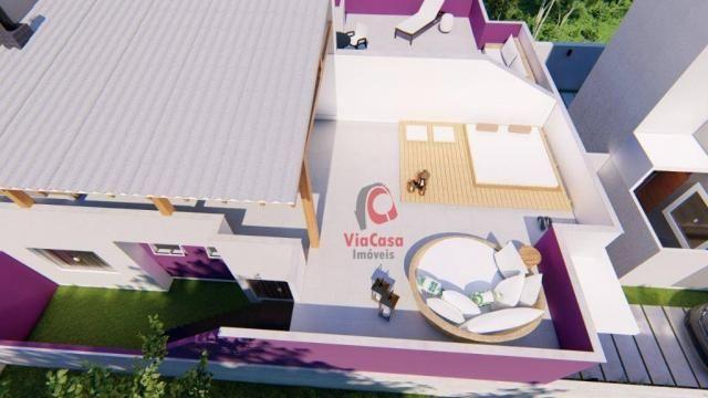 Lindas casas com 2 quartos sendo 1 auíte com terraço gourmet perto da pista !!! - Foto 18