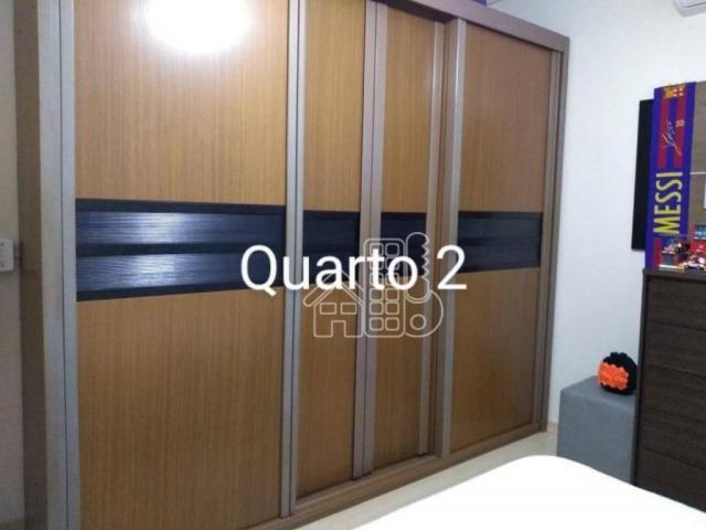 Apartamento com 3 dormitórios à venda, 100 m² por R$ 890.000,00 - Icaraí - Niterói/RJ - Foto 13