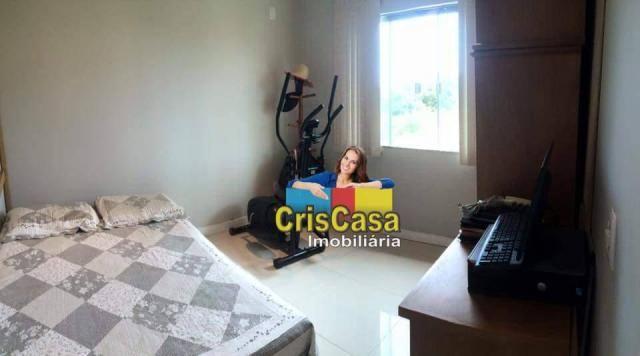 Casa com 4 dormitórios à venda, 132 m² por R$ 380.000,00 - Praia Mar - Rio das Ostras/RJ - Foto 13