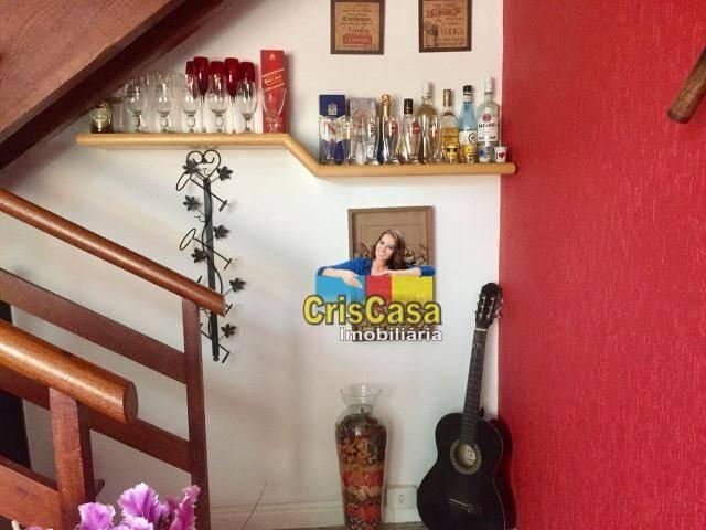 Casa com 3 dormitórios à venda, 130 m² por R$ 415.000,00 - Costazul - Rio das Ostras/RJ - Foto 10