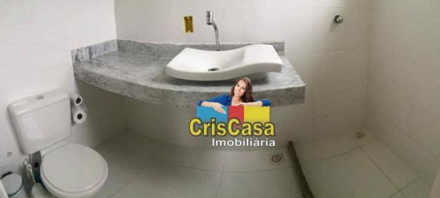 Casa com 4 dormitórios à venda, 132 m² por R$ 380.000,00 - Praia Mar - Rio das Ostras/RJ - Foto 8
