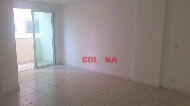 Apartamento com 3 dormitórios à venda, 78 m² por R$ 390.000,00 - Pendotiba - Niterói/RJ - Foto 6