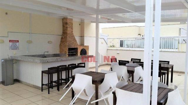 Apartamento com 3 dormitórios à venda, 78 m² por R$ 390.000,00 - Pendotiba - Niterói/RJ - Foto 16