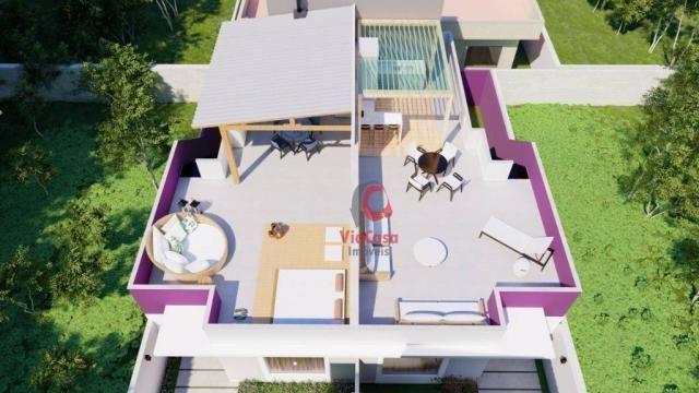 Lindas casas com 2 quartos sendo 1 auíte com terraço gourmet perto da pista !!! - Foto 19