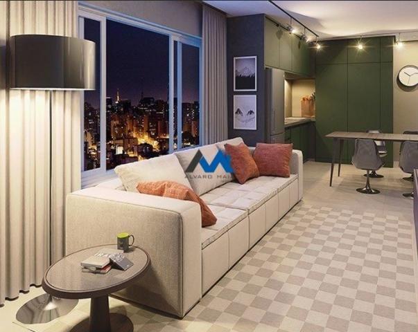 Apartamento à venda com 1 dormitórios em Lourdes, Belo horizonte cod:ALM828 - Foto 17