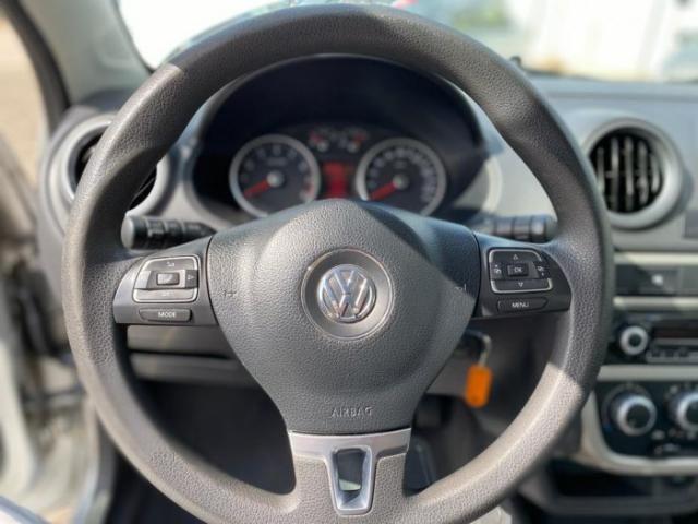 Volkswagen voyage 2013 1.6 mi comfortline i-motion 8v flex 4p automatizado - Foto 12