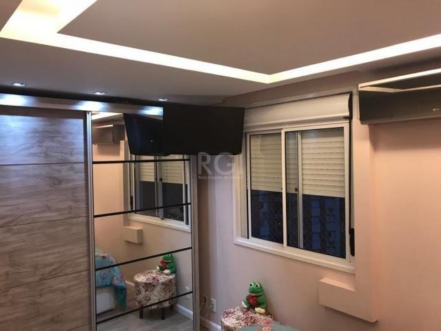 Apartamento à venda com 3 dormitórios em Jardim carvalho, Porto alegre cod:LI50879291 - Foto 13