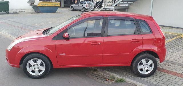 Fiesta Class 1.6 2009 Completo  - Foto 7