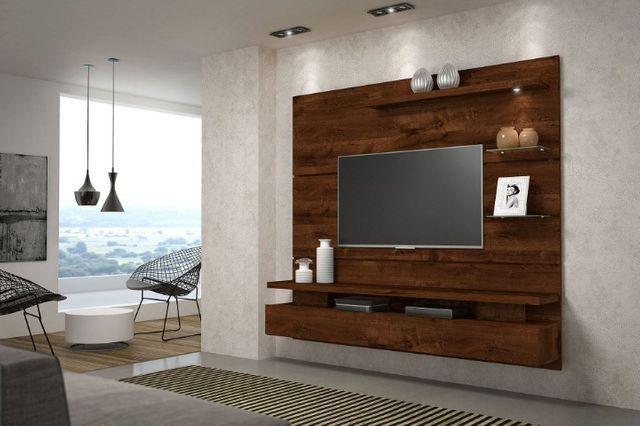"""Painel/Home Greco para TV até 65"""" com Lâmpada de Led - Entrega Grátis - Foto 4"""