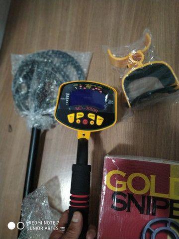 Gold sniper detector de metal md3010ii - Foto 4