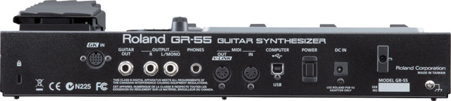 Sintetizador Roland GR-55 (pra vender logo) - Foto 3