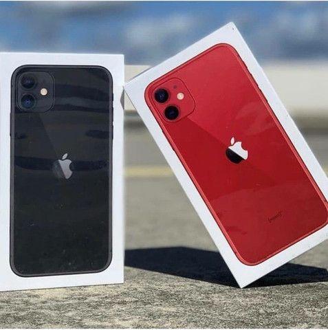 IPhone 11 ( 12 X Sem Juros + Nota Fiscal ) 64Gb 128Gb