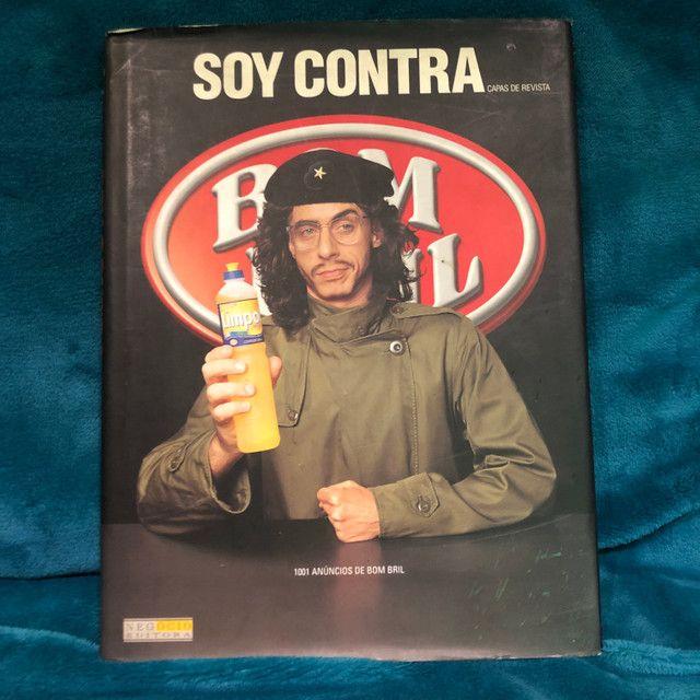 Soy Contra - Capas de Revista - 1001 Anúncios de Bombril