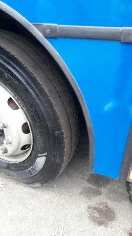 Ônibus urbano caio apache Mercedes ano 2010 motor 1722 - Foto 4