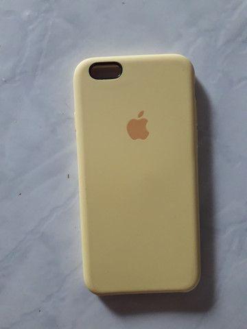 Capa case iPhone 6s original