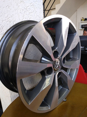"Rodas Volkswagen Gol G6 Aro 15""  - Foto 4"