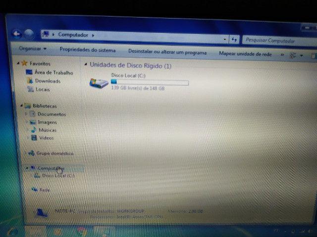 Notebook/netbook - Lenovo Ideapad S10-2 - Atom - 2gb - Foto 3