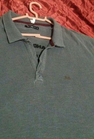 Camisa masculina Tng NOVA - Foto 3