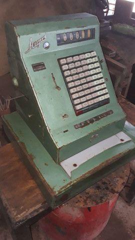 Caixa registradora antiga - Foto 4