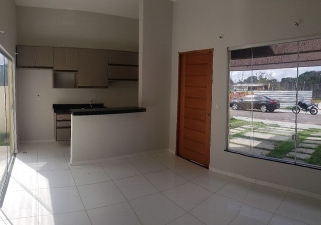 Belíssima Casa no Residencial Arbre Casa com 3 quartos sendo 2 suítes e 2 garagens - Foto 4