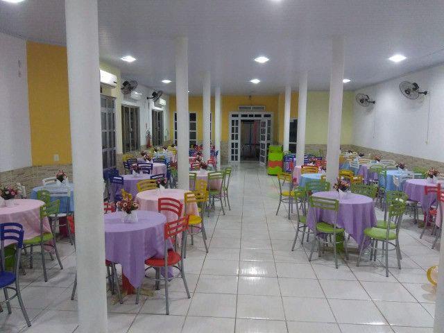 Vendo salão de festas