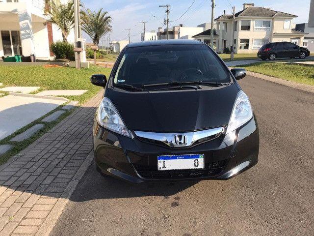 Honda FIT 1.4 LX 8V - 2014 / Impecável / Abaixo da FIPE / Manual, chave reserva, top