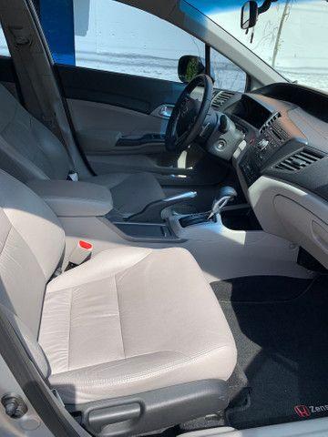 Honda Civic Lxr Aut - Foto 7