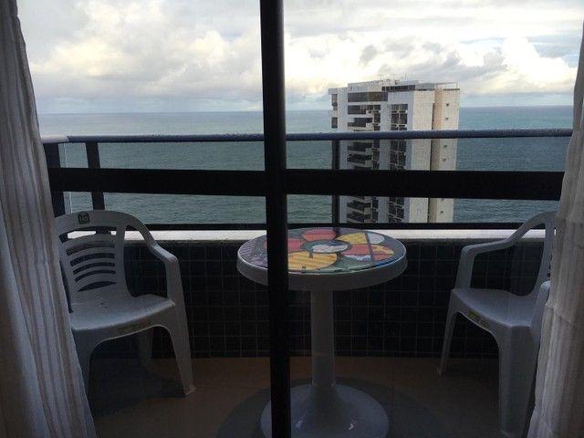 Alugo apartamento 2/4 por R$ 3.600,00 vista mar  - Foto 4