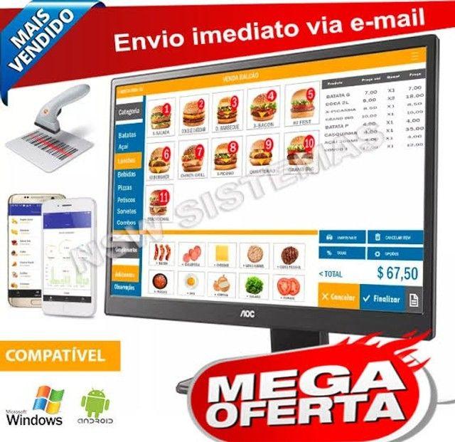 Oferta sistema controle vendas e delivery p/ trailers e comercios em geral  - Foto 3