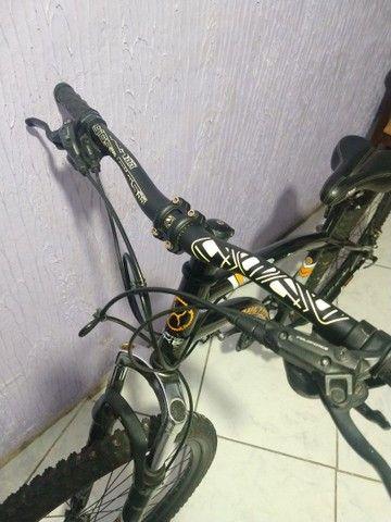 Troco Bicicleta + aparelho de som