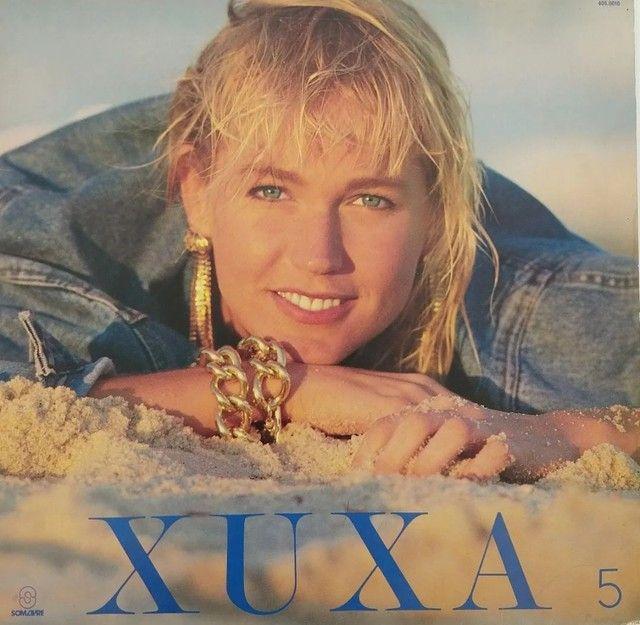 Lote Com 7 Lp (disco De Vinil) Da Xuxa - Foto 5