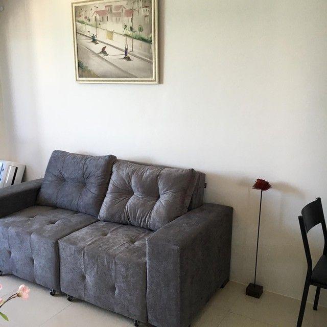 Alugo apartamento 2/4 por R$ 3.600,00 vista mar  - Foto 6