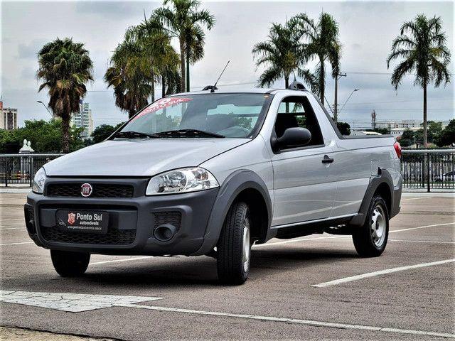 GB - Fiat Strada Working 1.4 - 2020 Completa, Ideal p/ trabalho e passeio, cheira a zero.