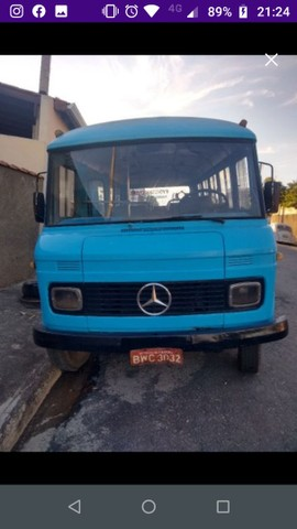 Micro ônibus 608 ano 73  - Foto 2