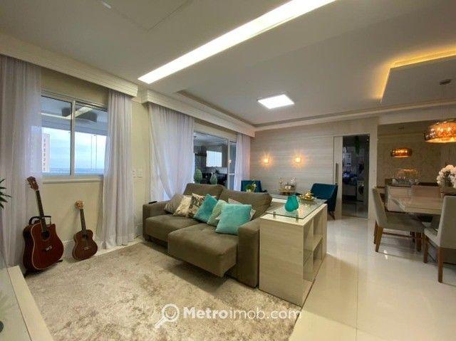 Apartamento com 3 quartos à venda, 131 m² por R$ 1.000.000 - Calhau - mn - Foto 3