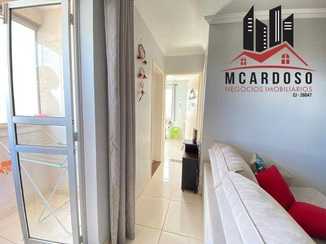 apartamento 2 quartos, otima localização prox. do metro, c/ varanda, samambaia sul - Foto 7