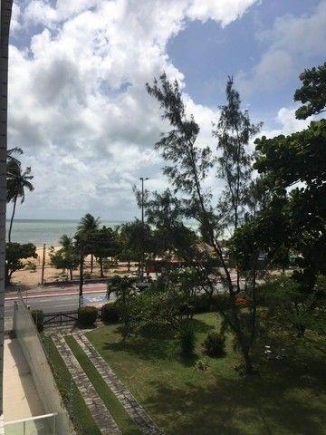 Apartamento Frente Mar no Cabo Branco, 2 Quartos, Com Armários!!!! - Foto 15